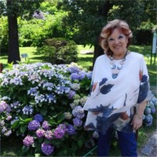 Blogger  Julia Nakauchi - Artista plástica.
