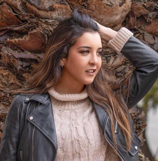 Blogger Valeria González - Diseñadora gráfica.