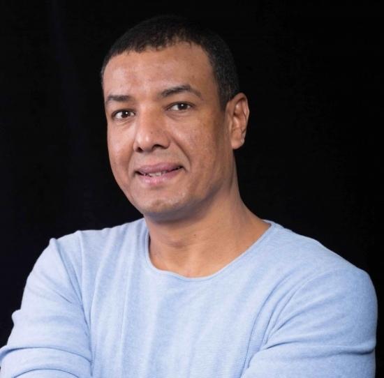 Blogger Hisham  Algakh  - Public figure and poet.