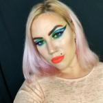 Tina Korosec - Makeup artist.
