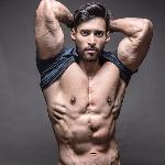Blogger    Marco Antonio  Salguero Alburquerque  - Asesor nutricional y modelo.