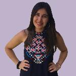 Blogger   Carol  Ormazábal  - Blogger, graduate in nutrition.