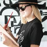 Blogger  Carolane Litalien Gagné - I am Caliga.