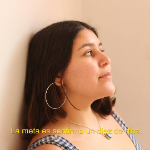 Blogger  Paulina Díaz - Estudiante de medicina.