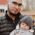 Blogger Scott Harrop - Fatherhood Influencer.