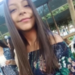 Blogger     Annalisa Bravo Bueno - Estudiante