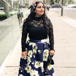 Blogger Fareeha Aslam-Majeed - TheSeasonedCook