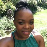Blogger Lungile Shezi - Content creator.