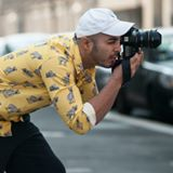 Blogger     Lee Oliviera - Lee Oliveira Street Style