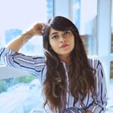 Showmb:influencer Platform  -   Gia Kashyap - Fashion Blogger, Graphic Designer, Fashion Columnist