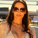 Lady  Dos Santos - Advertising model.