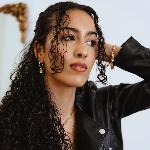 Blogger Ellycia Hassanali - Model.