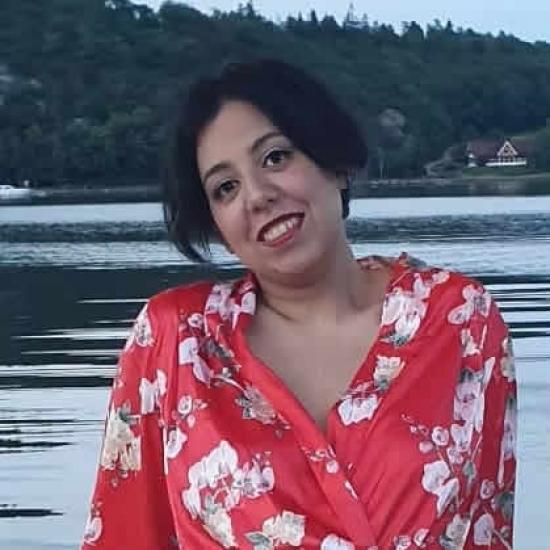 Bloggare  Sandra Bäckman - Vanlig bloggare