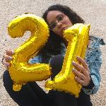 Blogger  Coraima Paz - Estudiante de diseño de modas.