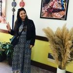 Blogger  Cecilia Cardozo - Blogger