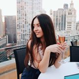 Yuliia Zeleneva (Yulia Ivaniv) - Chicago - Fashion and Beauty Blogger