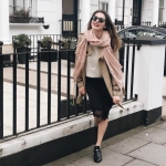 Blogger  Kseniya Praksina - Influencer & Creative Director