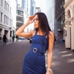 Blogger    Megan McCoig  - Fashion Blogger & Influencer