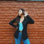 Joselyn Castillo  (Girasol giraluna) - Illapel - Administradora turística.