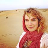 مدون     Brenna Holeman - Travel writer for the blog, job or book.
