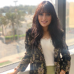 Rawan Abdelfatah - Tv presenter