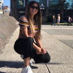 Showmb:influencer Platform  -      Estefani  Guerrero  - Fashion Influencer.