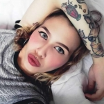 Bloger    Elisa Sosa - Tattooander and model