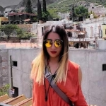 Blogger Cristina  Cabrera  - Estudiante