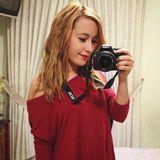Blogger  Ina Ibern - Estudiante e influencer.