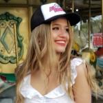 Blogger Luciana  Menéndez - Modelo