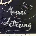 Blogger     Maruri Salvador Maruri - Diseñadora, tallerista