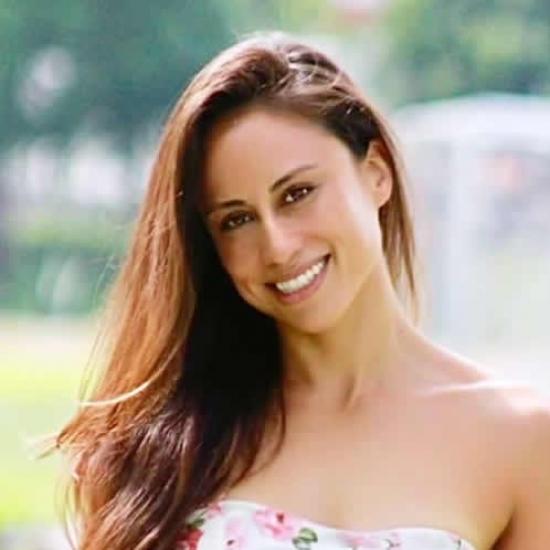 Ana Hernández  (Franjayogi) - Puebla - Maestra de Yoga