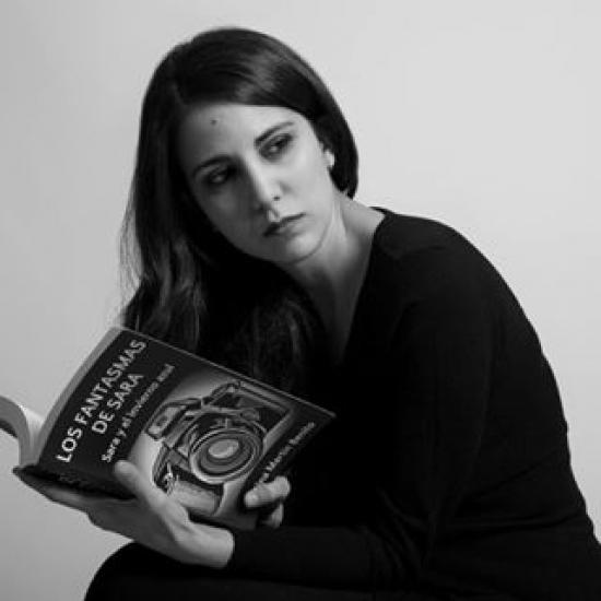 Blogger Cristina Martín - Médico, enfermera y fisioterapeuta