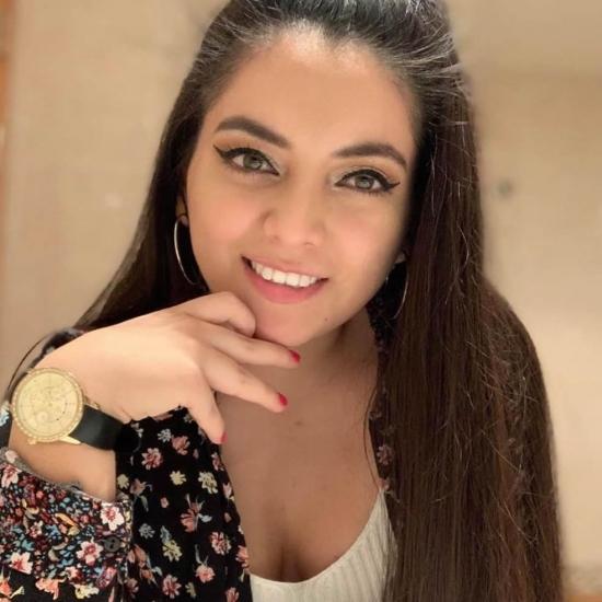 Blogger  Keisy Cuadros Zamora - Influencer.