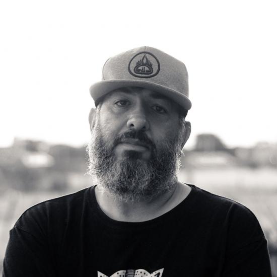 Influencer Rubén Cassaigne - Community manager fotógrafo.