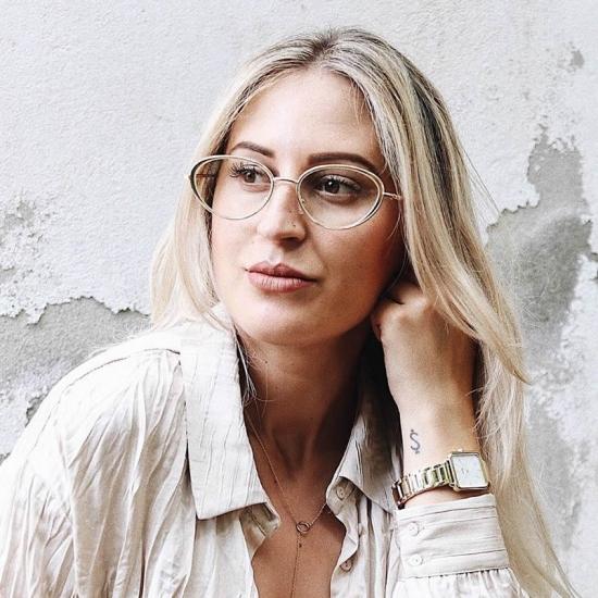 Blogger    Sabrina Rodríguez - Blogger de moda.