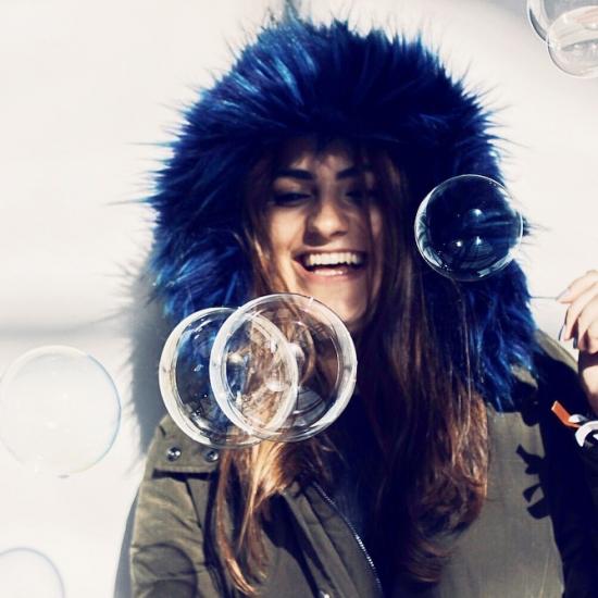 Blogger     Laura Victorio - Diseñadora gráfica, publicista y RRPP.