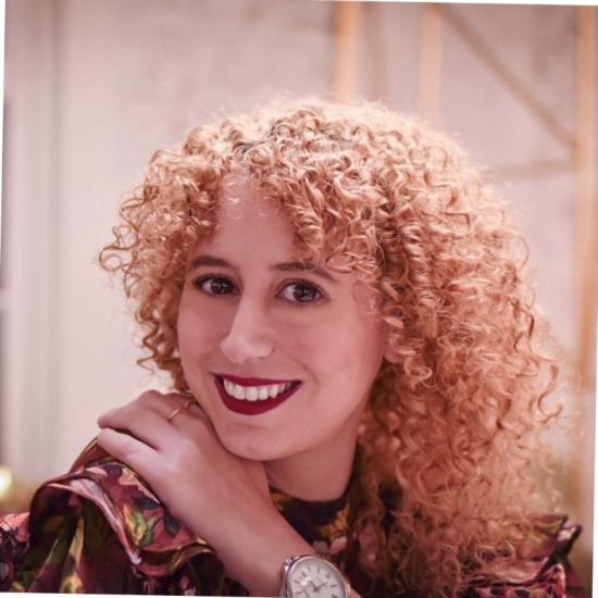 مدون   Cristina  Ibáñez  - Content creator and Social Media.