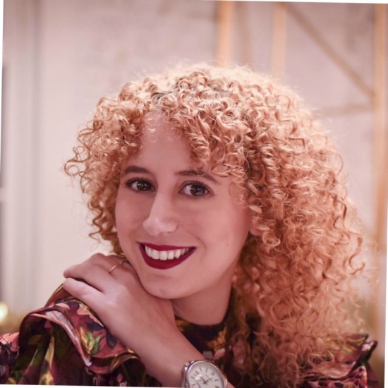 Cristina  Ibáñez  - Creadora de contenido y Social Media.