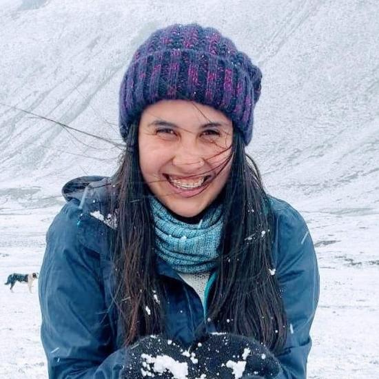 Blogger     Juliana Palta - Digital nomad.