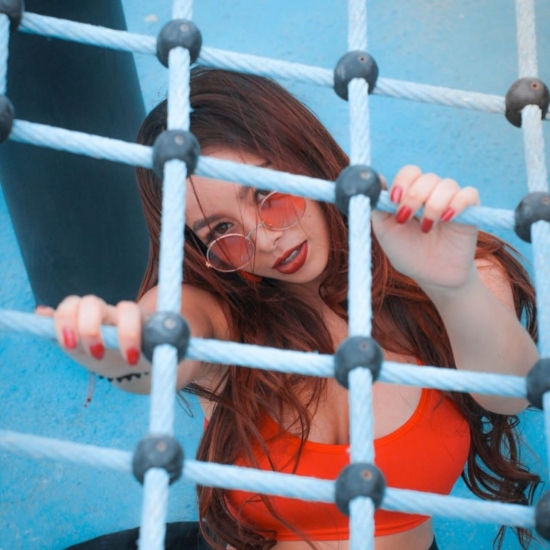 Blogger    Daniela Callejas - Modelo y bailarina.