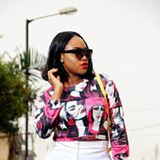 Blogger Mary Edoro - Miss