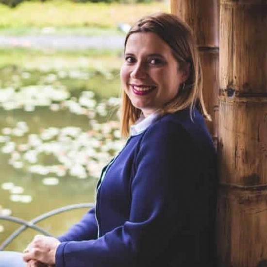 Blogger  Diana Pabón - Mamá Bloguera