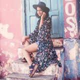 Sasha Cecilia Vásquez Guzmán de Rojas - Fashion Blogger