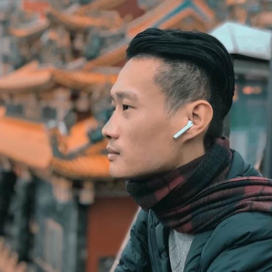 Blogger     Andrie Lim - Digital Nomad Life.