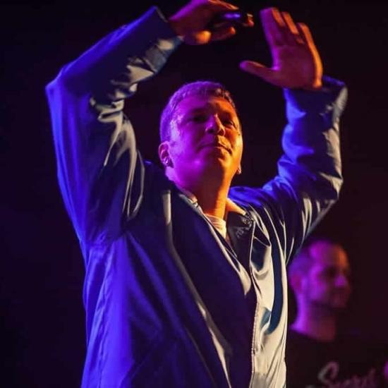 Jalal Soto - Singer.