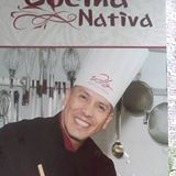 مدون     Luis Narváez - Chef and Cooking Blogger.