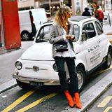 Victoria Gasperi - Fashion Blogger, Designer and Entrepreneur.