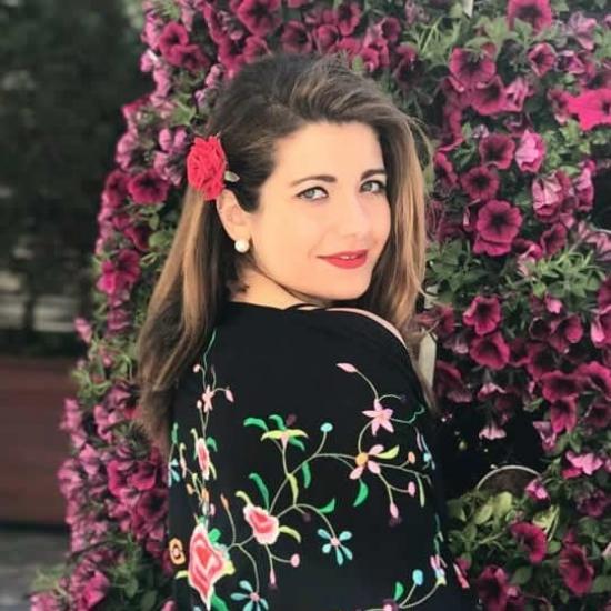 블로거  Erika Scarcella  - Community manager, tourism.