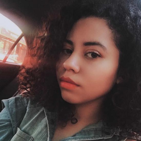 Blogger Meilyn Menéndez - Estudiante.